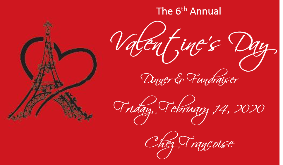 2020 Valentine's Day Event and Fundraiser