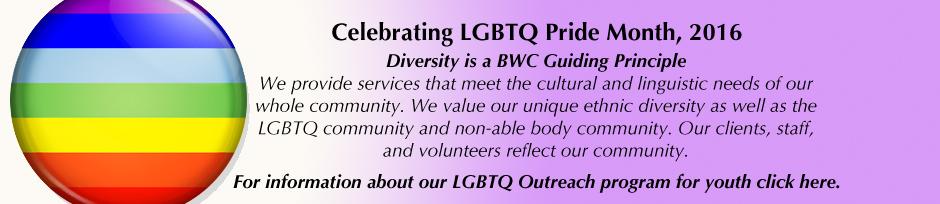 LGBTQ Month