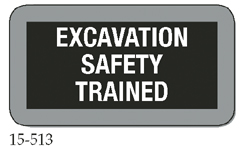 Excavation Safety Trained