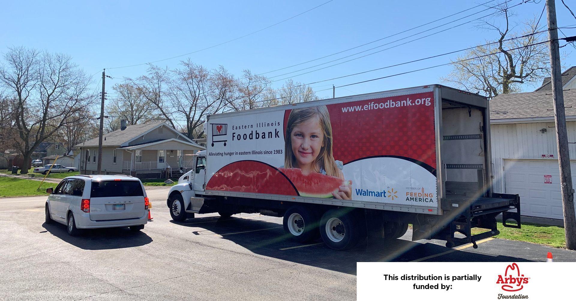Drive-Thru Distribution in Clinton, IL