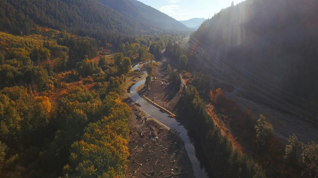 Nason Creek Restoration Field Trip