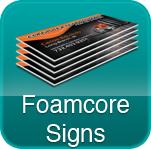 Foam Core Posters