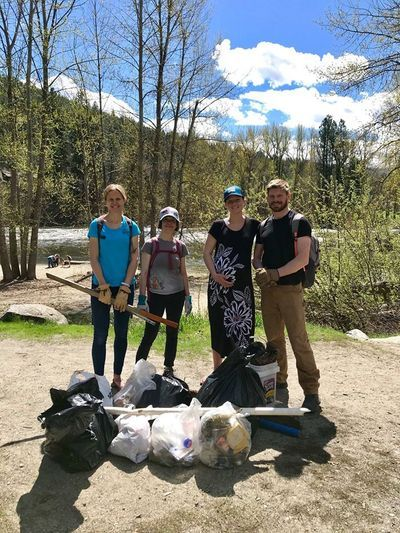 CANCELLED Earth Day River Cleanup