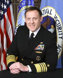 2014: ADM Michael S. Rogers, USN, sworn in at NSA