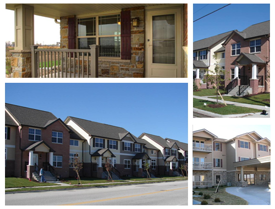 Architectural Design Associates Portfolio Housing Projects