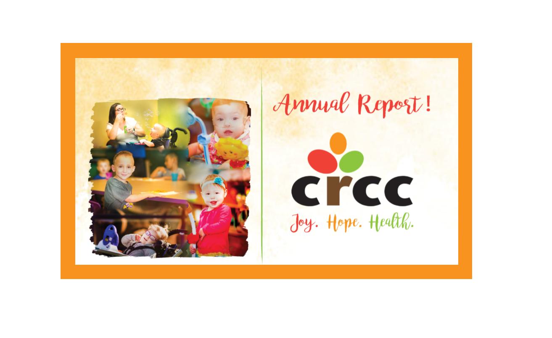 Annual Report!