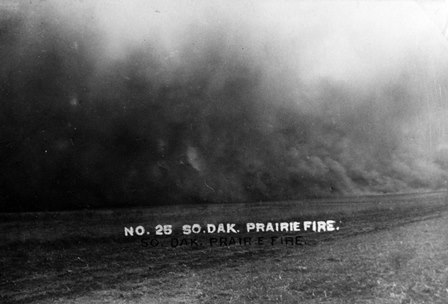 April 2015 - The Destructive Power of Prairie Fires