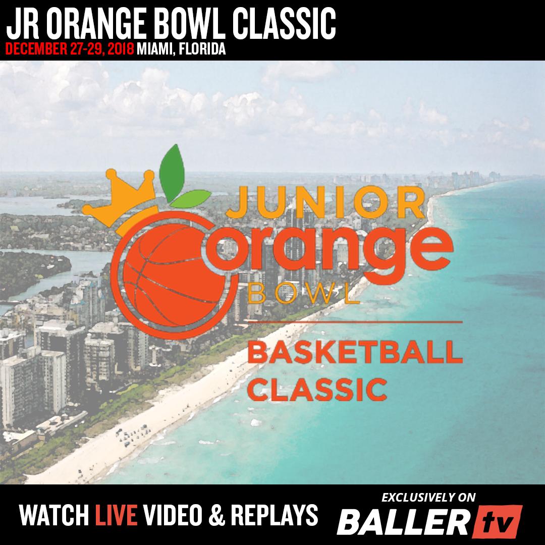 Junior Orange Bowl Basketball Classic