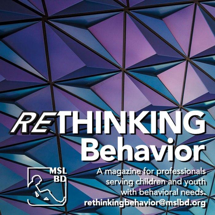 RETHINKING Behavior