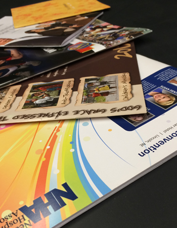 Brochures printed with the business printing services of Colorprint in Burlingame, CA
