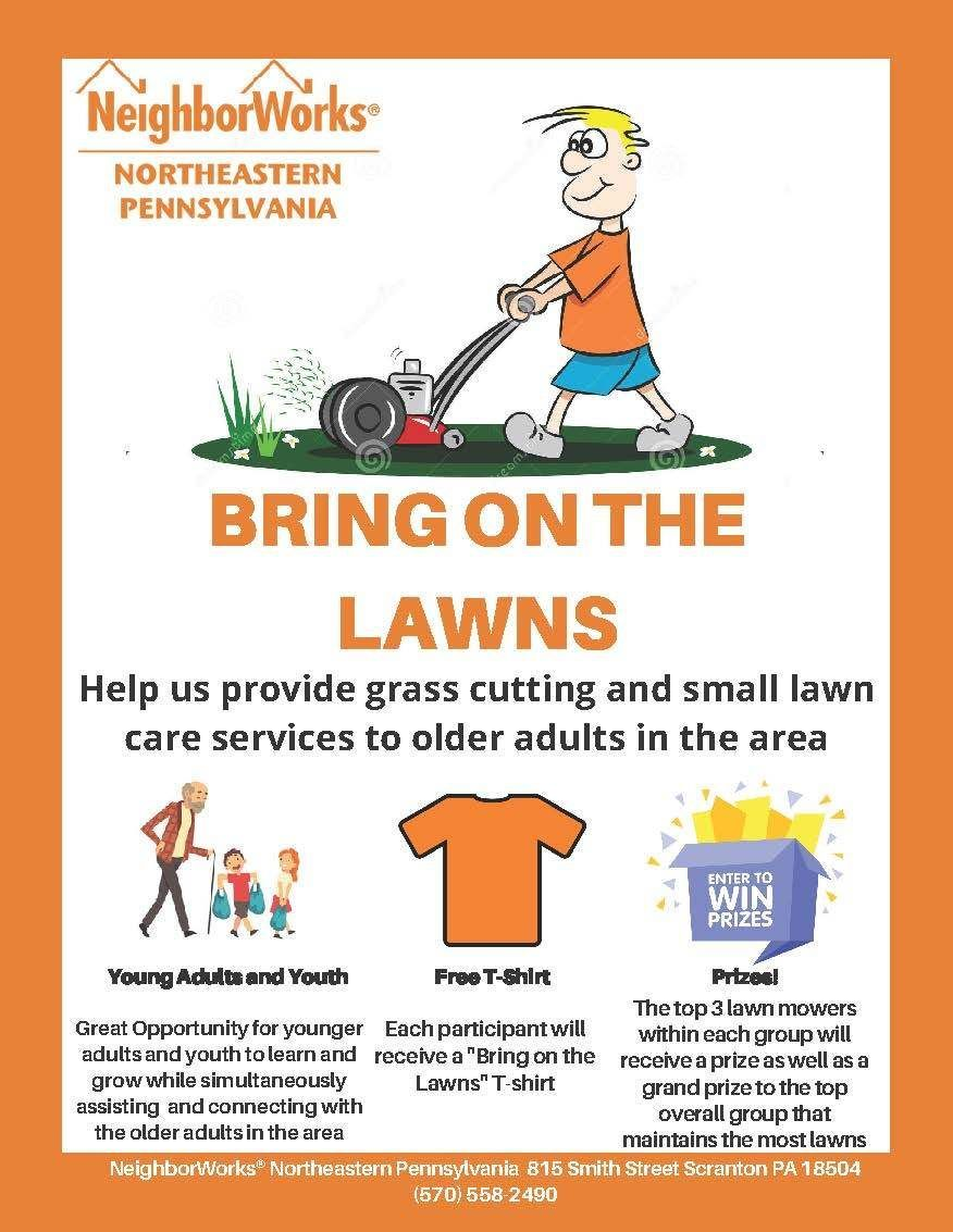 """""""Bring on the Lawns"""" Seeking Participants"""