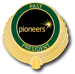 Gold Past President