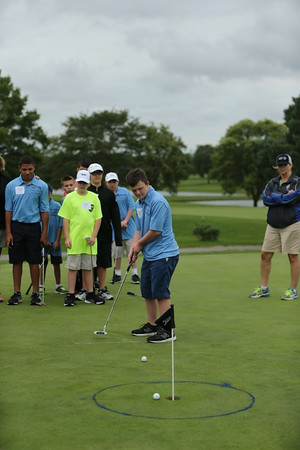 Golf Clinic at Wilderness Ridge