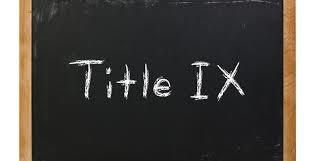 What you need to know about Title IX