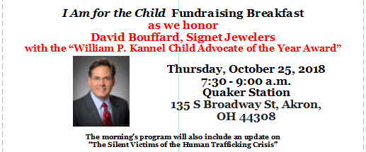 """I Am for the Child Fundraising Breakfast"""
