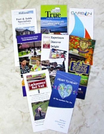 Brochures & Rack Cards