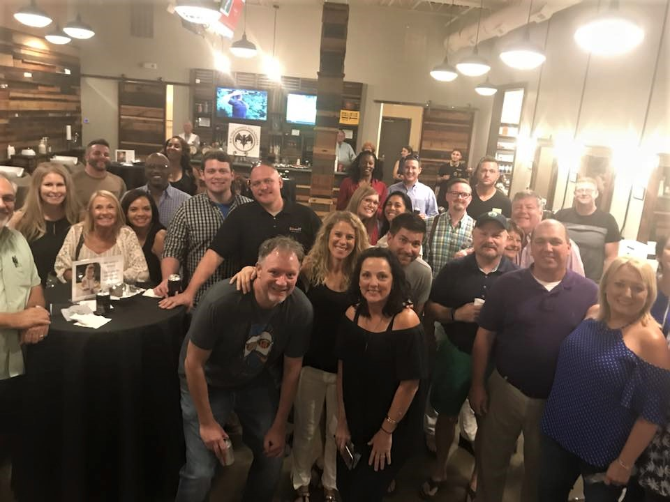 """""""Shaves & Spirits"""" Fundraising Event at Baron's Man Cave!"""