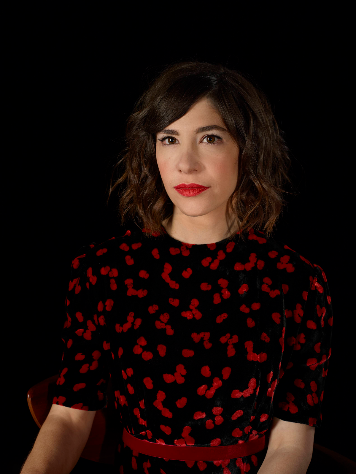 Carrie Brownstein. (photo: Catherine Opie/IFC Portlandia S5)