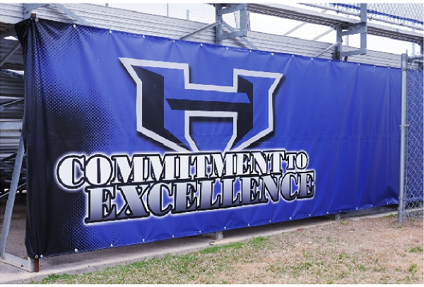 Hebron Excellence Sign