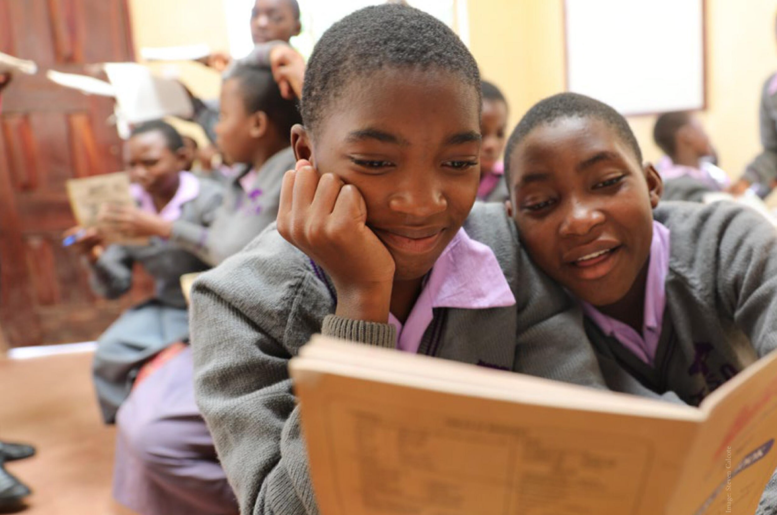 GO Grant Helps Build Model for Library System in Malawi