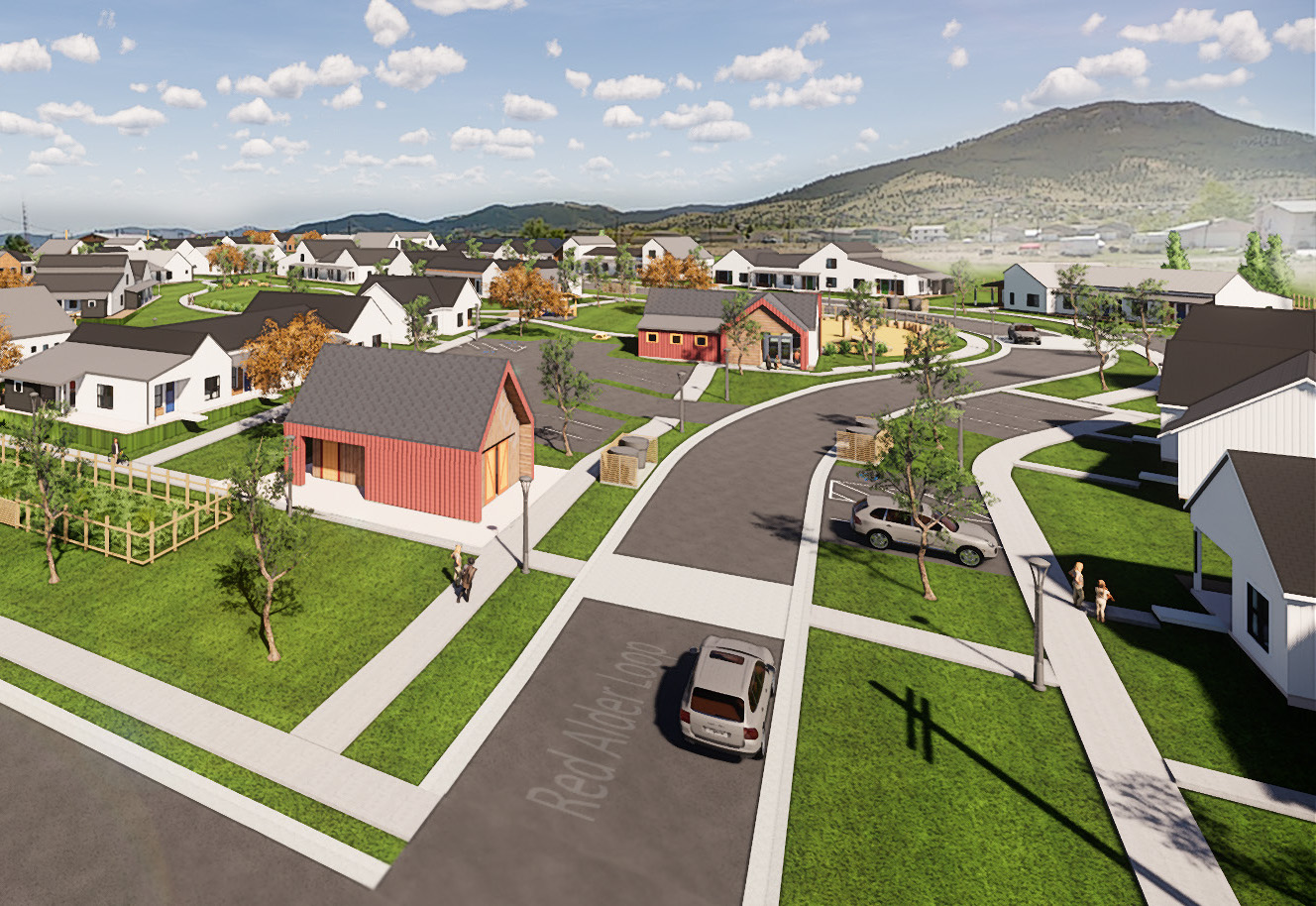 Helena City Commission approves permit for Red Alder affordable housing project