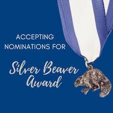 Nomination for Silver Beaver Are Requested