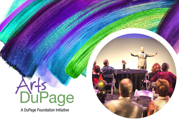 DuPage Foundation Kicks Off Arts DuPage Month with Visit from National Arts Leader