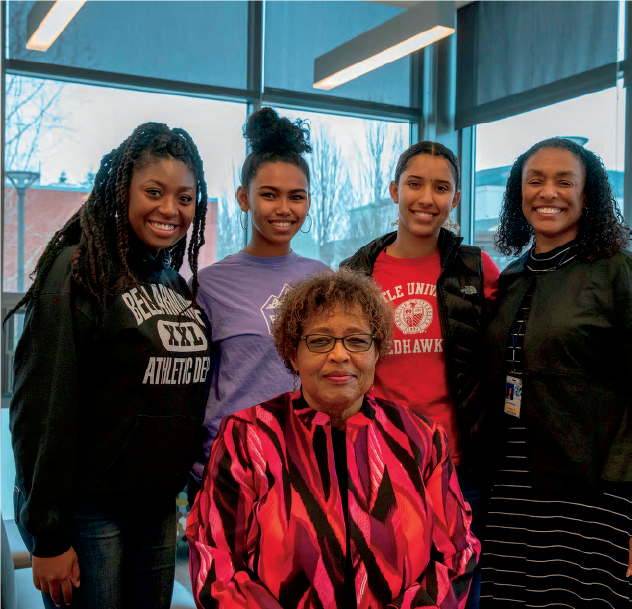 Gwen White: 2019 St. Robert Bellarmine Award Winner