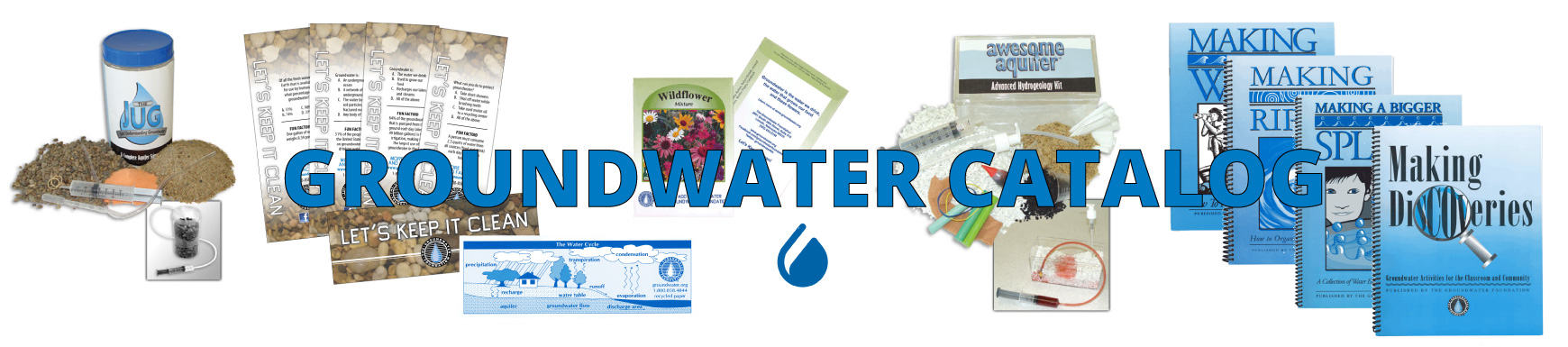 Groundwater Catalog