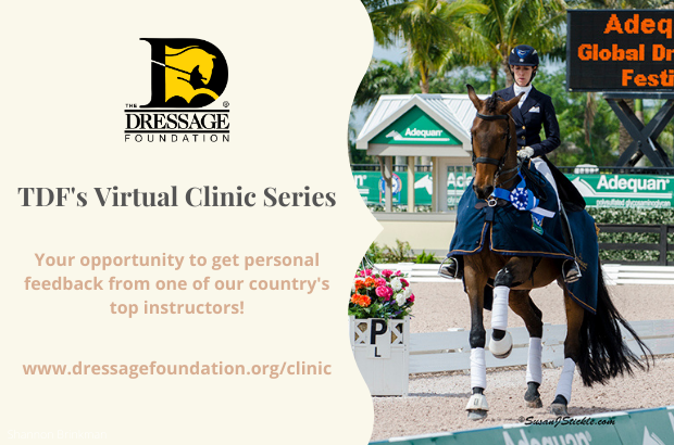 TDF's Virtual Clinic Series