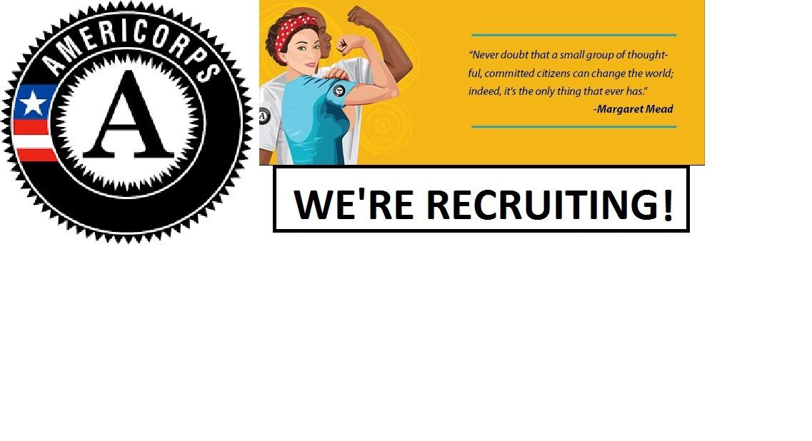 AmeriCorps Recruitment 2016