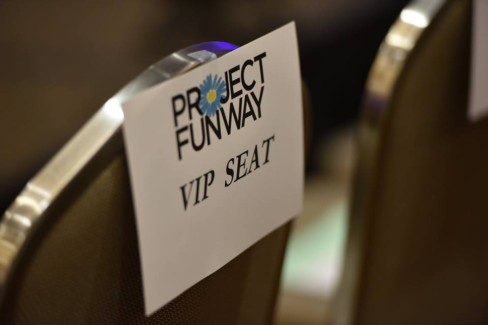 2018 Project Funway VIP Reception