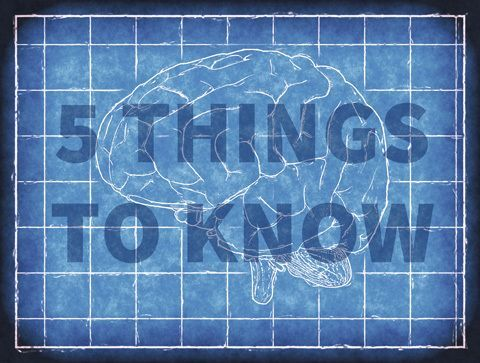 5 Things to Know about Dementia
