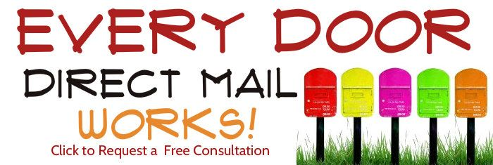 Every Door Direct mail Free Consultation Plateau Press Kennewick WA