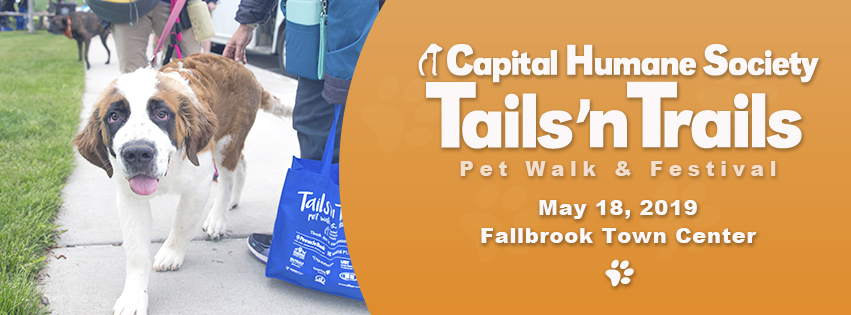 Tails 'N Trails Pet Walk & Festival