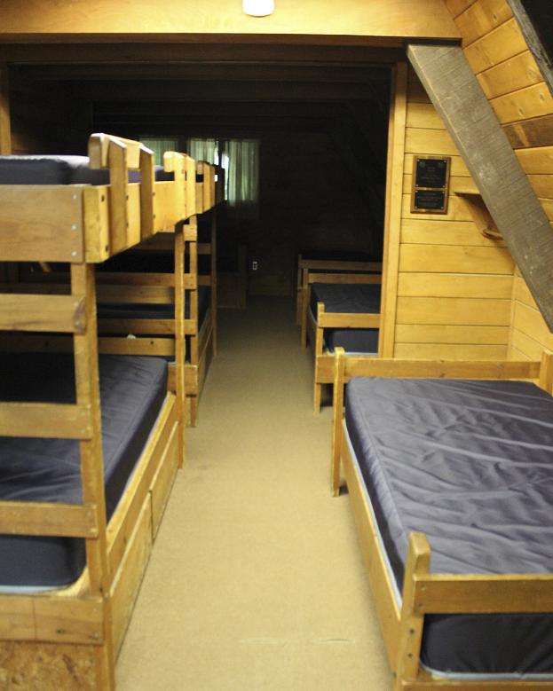 A-Frame Cabin Interior II