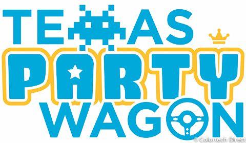 Texas Party Wagon Logo