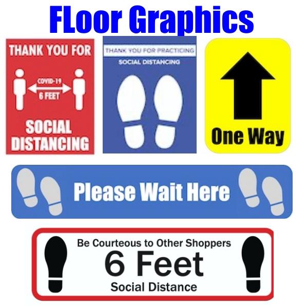 !01 Floor Graphics