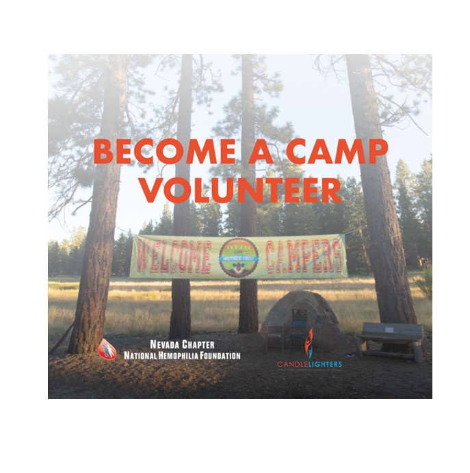 CALLING ALL CAMP VOLUNTEERS!