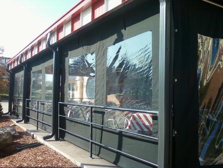 Strip Doors & Curtains