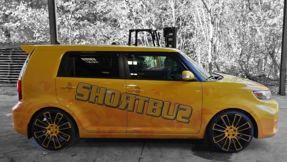 Shortbus Passenger