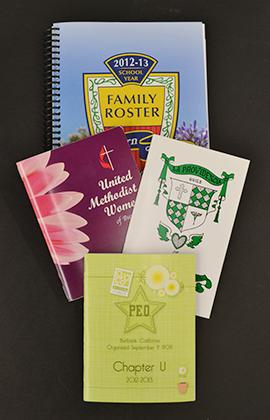 Membership Booklets