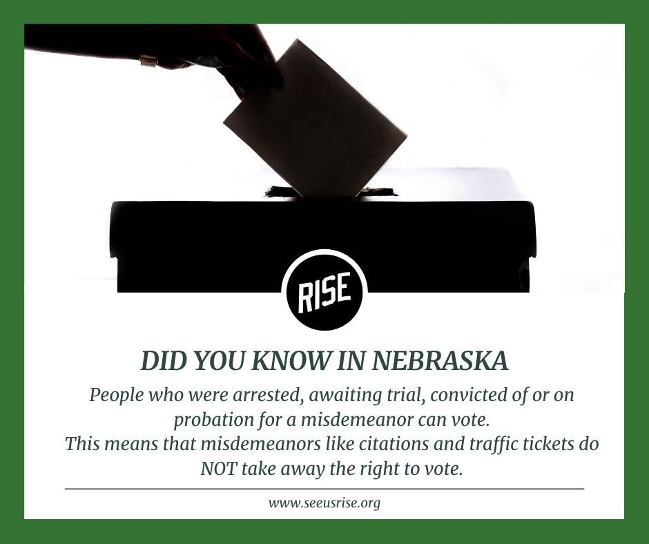 Voting Rights in Nebraska: Awaiting Trial