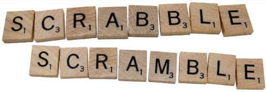 Scrabble Scramble 2019
