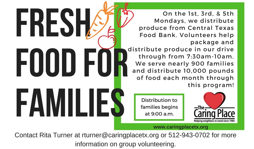 Fresh Food for Families