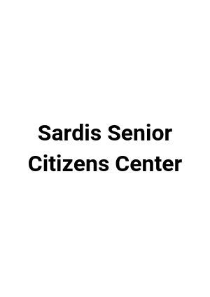 Sardis Senior Center
