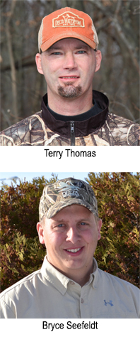 Delta Waterfowl Hires Two Regional Events Directors