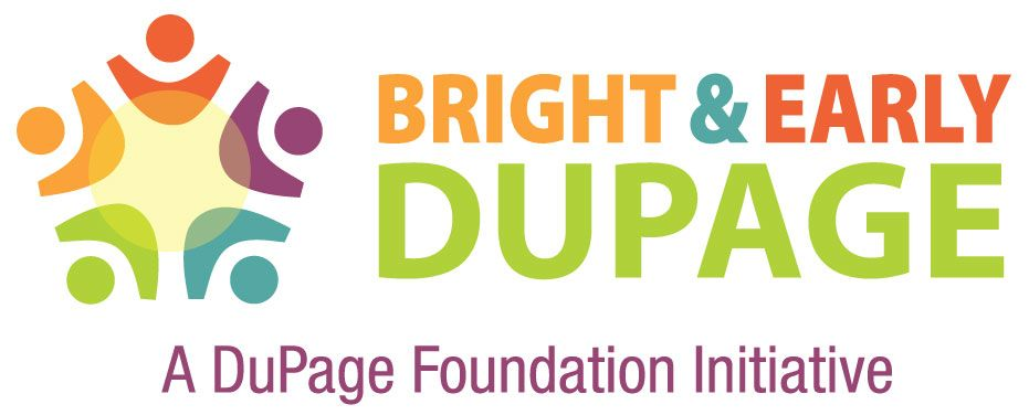 Bright and Early DuPage Logo