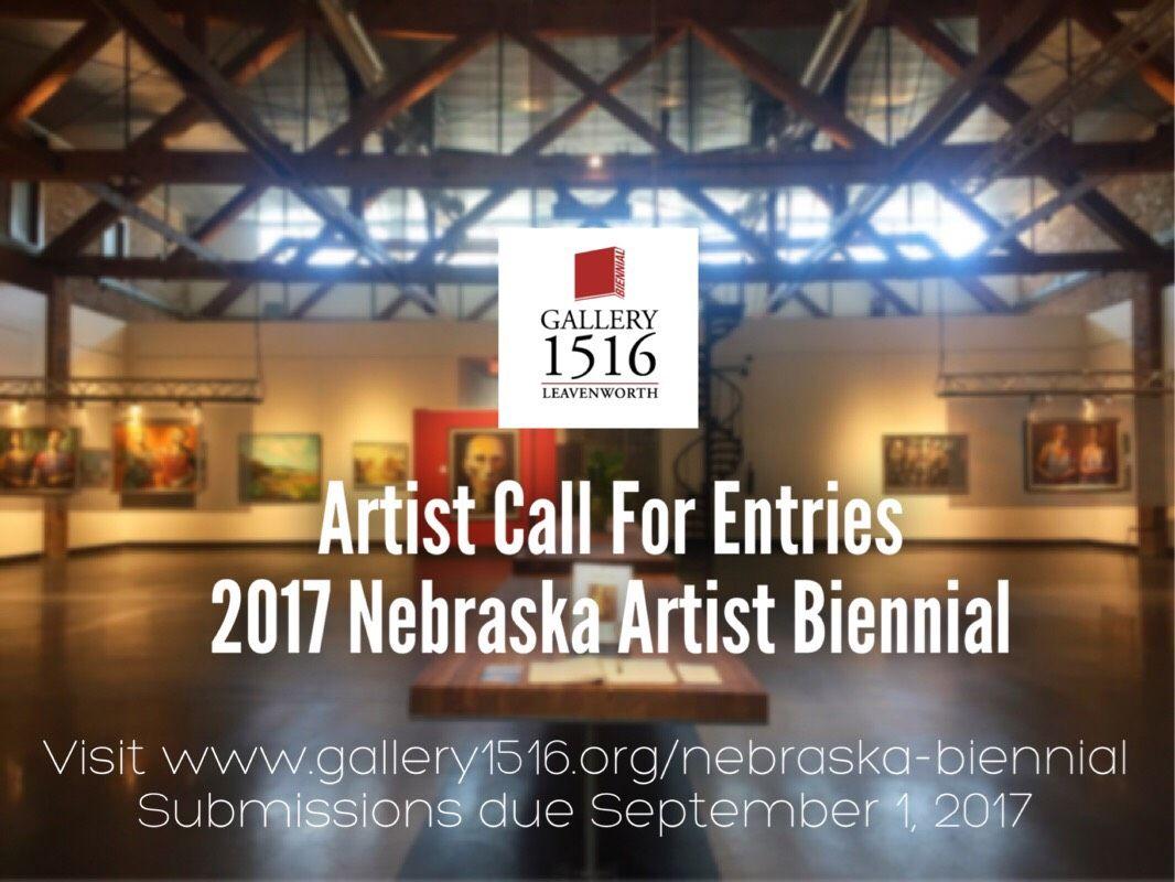 Call to Artists -- Nebraska Artist Biennial