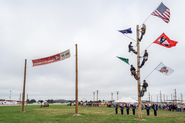 Nebraska Lineworkers Rodeo
